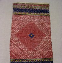 Image of Artist unknown, Scarf (Pha Sabai), late 19thcent, Hmong, Silk/Cotton