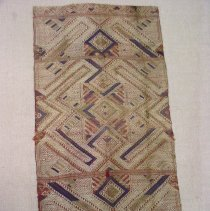Image of Artist unknown, Scarf (Pha Bieng), Hmong, Cotton/Silk