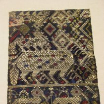 Image of Artist unknown, Scarf (Pha Bieng), Hmong, Cotton