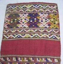 Image of Artist unknown, Shawl (Pha Biang), Hmong, Cotton