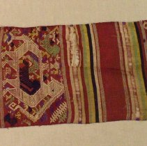 Image of Artist unknown, Shawl (Pha Biang), Hmong, Fabric