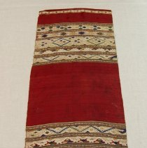 Image of Artist unknown, Shawl (Pha Biang), Hmong, Silk
