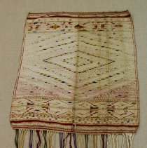 Image of Artist unknown,Shawl (Pha Biang), Hmong, Silk