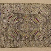 Image of Artist unknown, Shawl (Pha Biang), early 20thcent, Hmong, Cotton/Silk