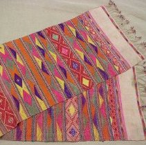 Image of Artist unknown, Shawl (Pha chet), early 20thcent, Hmong, Cotton/Silk
