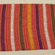 Image of Artist unknown, Shawl (Pha Sabai), early20thcent, Hmong, Fabric
