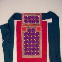 Image of Blia Lee, Carrying Bag, Hmong, 1988, Cotton/Nylon
