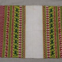 Image of Artist unknown, Shawl (Pa Chet), 1945-68, Hmong, Cotton