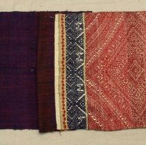 Image of Artist unknown, Shawl (Pa Chet), late 19thcent, Hmong, Cotton/Silk