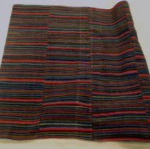 Image of Artist unknown, Tibetan apron, 20thcent, Hmong, Cotton/wool