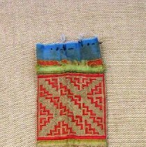 Image of Artist unknown, Sash, Hmong, Cotton