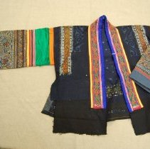 Image of Artist unknown, Jacket, ca1980's, Hmong, Cotton