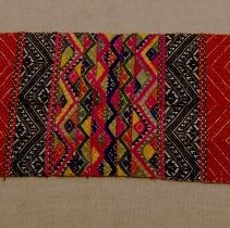 Image of Artist unknown, Scarf, early 20thcent, Hmong, Cotton