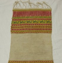 Image of Artist unknown, Pa Chet Scarf, early 20thcent, Hmong, Cotton