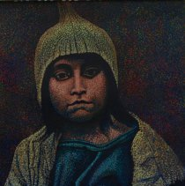 Image of James Todd, Indian Boy, Acrylic, 2005