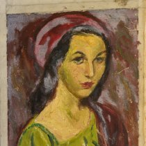 Image of Aden Arnold, Untitled, ca1922-29, Oil, 23x18in