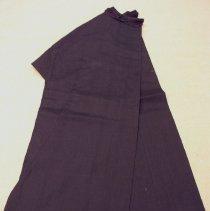 Image of Pa Shoua, Girl's pants, 1976, White Hmong, Cotton