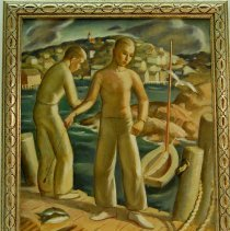 Image of Arnold, Aden - Boys Fishing