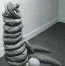 "Image of Ken Little, ""Summer Seat"", 1972-73, Ceramic"