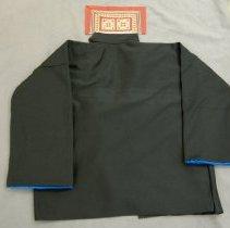 Image of Zoua Yang's sister, Jacket, 1960-75, Hmong, Cotton