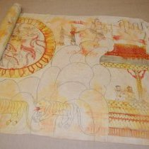 Image of Artist unknown,Tapestry (pha pra vet),early 20thcent,Thailand,Cotton/Paint