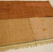 Image of Artist unknown,woven blanket (pah hom),early20thcent,Tai Lue/Keng tung/Burm