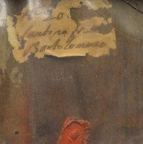 Image of Del Signoraccio, Paolo di Bernardino called Fra Paolino da Pistoia - Portrait of Saint Bernardino