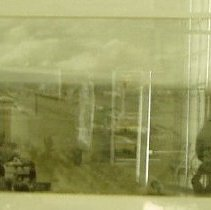 Image of R.H.McKay, Panoramic Photo of Missoula Valley, Photo,7x42in