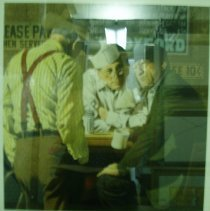 Image of Stan Hughes, Oxford, Hand-colored artist's proof, 18x17in