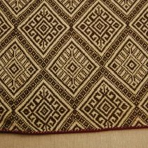 Image of Artist unknown, Blanket, early 20thcent, Thailand, Cotton/Silk