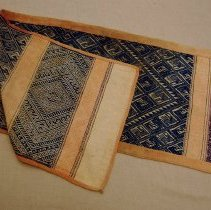 Image of Artist unknown, Cradle cover (ban pha nom), early 20thcent, Laos, Cotton