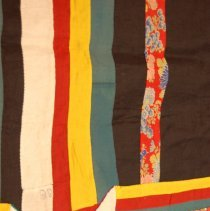 Image of Artist unknown, Men's funeral shirt, Laos, Cotton