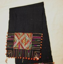 Image of Ying Thao, Headcloth, 1948, Laos, Silk