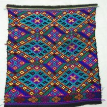 Image of Artist unknown,Buyi bag,1980s,Zhenning County/Guizhou Province/China,Silk
