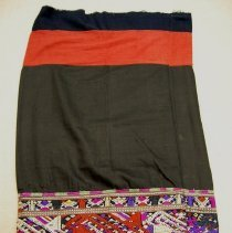 Image of Artist unknown, Skirt (Pha sin), 1945-69, Sam Neua/Laos, Cotton