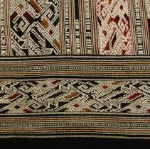 Image of Unknown artist, Skirt, Sam Neua/Vientiane/Laos, 1980-89, Fabric (detail)