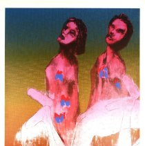 Image of Sir Sidney Nolan, Inferno VII, 1967, Serigraph, 30x24in