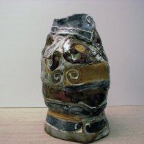 Image of Rudy Autio, Untitled, 1959, Ceramic, 19x11in