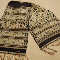 Image of Artist unknown (Hmong), Shawl, Textile