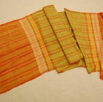 Image of Artist unknown, Shawl, early 20thcent, Cotton/Silk
