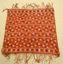 Image of Artist unknown, Shawl, early 20th cent, Cotton/Silk