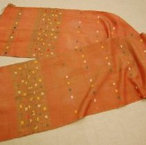 Image of Artist unknown, Shoulder cloth, early 20th cent, Cotton/Silk