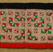 Image of Sas Yang, Collar, Cotton