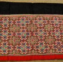 Image of Artist unknown, Decorative cloth, pre-1975, Cotton