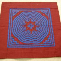 Image of Artist unknown, Decorative cloth, 1988, Cotton