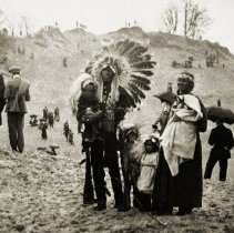 Image of Chief Blackhawk and Family - pc-6-1-3-d-m