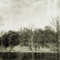 Image of Deer Grove Camp Views - Lake and Woods - pc-6-2-2-c-m