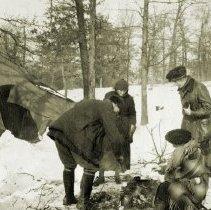 Image of Deer Grove Camp - Winter Activities - Winter Camping - pc-6-2-3-d-m