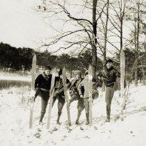 Image of Deer Grove Camp - Winter Activities - Skiing - pc-6-2-3-p-m