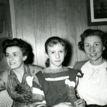 Image of Deer Grove Camp - Phyllis & Carol Martin 1961 - pc-6-2-7-d-m